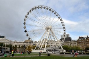 big wheel hire