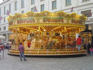 carousel hire