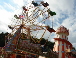 traditional ferris wheel hire